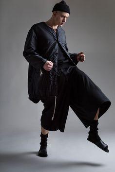Regency/Empire - trousers Gauchos Vintage Yohji Yamamoto