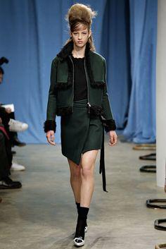 Adam Selman Fall 2015 Ready-to-Wear Fashion Show