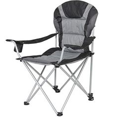 Deluxe Chair Reclining Cover Padded Camping Fishing Beach Chair Backpack With Portable Carry Case ** Read more  at the image link. (This is an Amazon affiliate link)