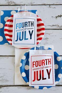 4th of july utensil