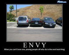 Car Envy