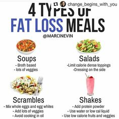 #Repost @change_begins_with_you (@get_repost)  REMEMBER THE 4 SS Soups  Salads  Scrambles  Shakes  Simple # Awesome post by @marcinevin -  Shout out to @jadeteta for the inspiration behind this post. If you dont know him already Jade is basically a master when it comes to all things metabolism and mindset. While hes incredibly smart what I appreciate most about him is his ability to come up with catchy and creative sayings that help people to remember concepts that can be used to navigate…