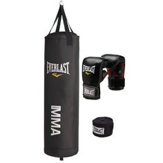Everlast 70 lb. MMA Heavy Bag Kit # Get in the game