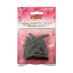 Wildberry Raspberry Rose Cone Pre-Pack (15) – Tickled Pink Temptations