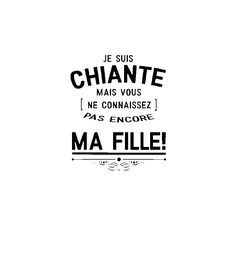 Je suis Chiante mais vous !  => #parents #father #family #grandparents #mother #giftformom #giftforparents #giftforfather #giftforfamily #giftforgrandparents #giftformother #hoodie #ideas #image #photo #shirt #tshirt