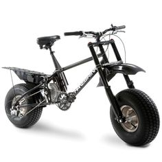 The Only All Terrain Electric Bicycle - Hammacher Schlemmer....how cool. now only if i could get myself to start riding.