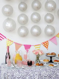 A Simple Dessert Buffet - A Classic New Year's Day Brunch With a Twist  on HGTV