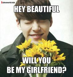 OMG!!!!!!! Kim Woo Bin is now single <3.<3 Yes!!!!! I want to be your girlfriend :) @DramaFever