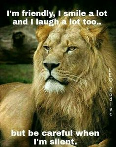 Claiming Her by Kelly Lucille Lots of hot, king of the jungle action, snarky fun, and one heck of a great story that kept Spice entertained. Leo Quotes, Zodiac Quotes, Wisdom Quotes, True Quotes, Daily Quotes, Funny Quotes, Lioness Quotes, Leo Zodiac Facts, Leo Traits