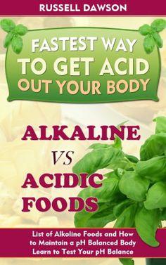 203 Best Acidic/Alkaline foods images in 2019 | Health ...
