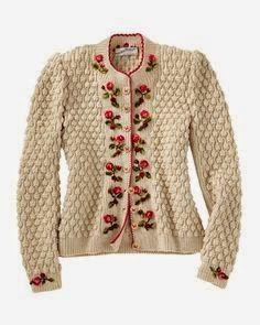 Lindíssimos modelos em tricô para inspirara as amigas tricoteiras !