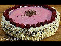 Chocolate Raspberry Cream Cake Recipe