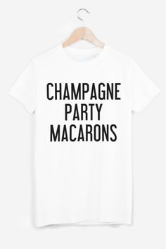 Champagne Party Macarons - Outfit of Love