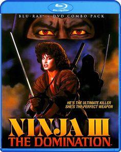 NINJA III: THE DOMINATION BLU-RAY