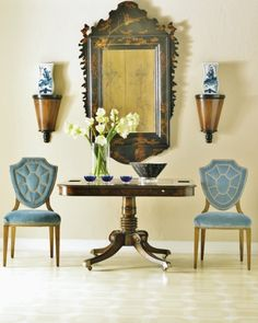 Furniture MeublesDan Carithers Collection By Sherrill Updated Traditional Flair