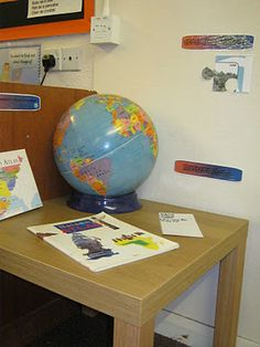 Geography challenge A new mystery landmark Here is a new mystery landmark for a new Year 4 class. Year 4 Classroom, Ks2 Classroom, Primary Classroom, Classroom Design, Classroom Ideas, Teaching Class, Creative Teaching, Teaching Resources, Teaching Ideas