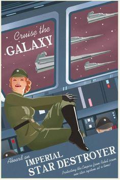 Empire recruitment poster