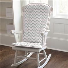 Beau Custom Aqua Chevron Rocking Chair Cushions By MayberryandMain   Custom  Rocking Chair Pads   Pinterest   Aqua Chevron, Rocking Chairs And Rocking  Chair ...