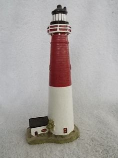 Scaasis Lighthouse Barnegat New Jersey No box 3x8 Inches
