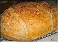 Limara péksége: Vekni formázása Bread Recipes, Cake Recipes, Hungarian Recipes, Hungarian Food, Challah, Creative Food, Bread Baking, Recipe Box, Bakery