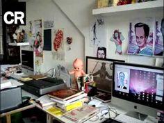 Inside Nobrow - Part 1: The studio