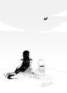 Velvet & Laphicet (Tales of Berseria) Why Do Birds, Tales Of Berseria, Tales Of Zestiria, Tales Series, Rwby, Anime Style, Velvet Crowe, Anime Girls, Otaku