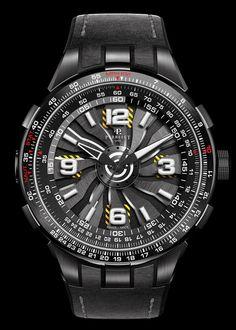 Perrelet Turbine Pilot – Пилотские часы от Перреле   LuxuriousWatches.ru