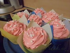 Cheesecake Cupcakes, Cheesecakes, Icing, Cookies, Food, Detail, Mascarpone, Crack Crackers, Biscuits