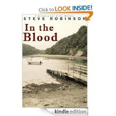 In the Blood (A Genealogical Crime Mystery by Steve Robinson: I got this book free for Kindle, and I am glad I did. It was entertaining and the ending was unexpected ☆☆☆¾ Thriller Books, Mystery Thriller, Books To Read, My Books, Best Mysteries, Books For Teens, Mystery Books, My Escape, Free Kindle Books