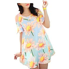 Partiss Ladies Off Shoulder Bohemia Dresses For Beach Sum... https://www.amazon.co.uk/dp/B00XJGDZ0Y/ref=cm_sw_r_pi_dp_KEtoxbC8WPBR0
