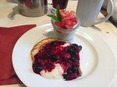 Frühstück auf Schloss Burgbrohl