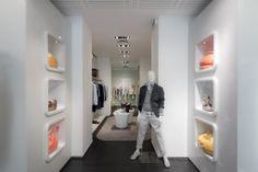 Stefanel's store in Via Cola di Rienzo, Rome, Italy.