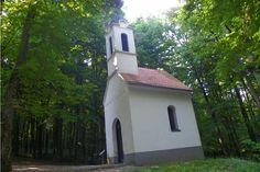 Die St-Vid-Kapelle am Bukovnica-See #Slowenien