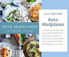 Sukkerafvænning - spis dette for at slippe sukkertrang og cravings Tefal Snack Collection, Edamame, Keto Meal Plan, Sauerkraut, Naan, Butternut Squash, Lchf, Meal Planning, Keto Recipes