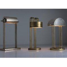 Marcel Breuer Desk Lamp, circa 1925 For Sale 1