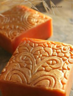 Honey soap and beeswax