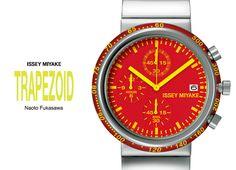 Issey Miyake Trapezoid Watch Styles