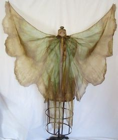 """␌ on Twitter: """"designs by firebird fae… """" Fairy Clothes, Midsummer Nights Dream, Forest Fairy, Fantasy Costumes, Fairy Wings, Larp, Faeries, Playing Dress Up, Wearable Art"""