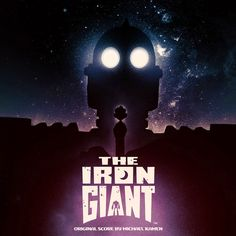 Cool Art: 'The Iron Giant' by Jay Shaw