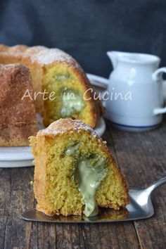 Plum Cake, Delicious Desserts, Yummy Food, Pistachio, Finger Foods, Nutella, Sweet Recipes, Cupcake Cakes, Sweet Treats