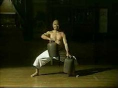 watch the biomechanics of the individuals...Okinawan Masters of the Martial Arts Trailer