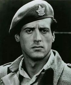 From VICTORY--Sylvester Stallone