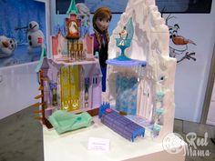 Disney Frozen Castle ~ #DisneyFrozen