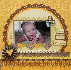 Our Little Princess - Scrapbook.com