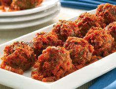 Keftedes (Greek Meatballs) @mrgreek #mrgreek