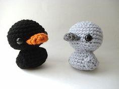 Ugly Ducklings by MoonYen