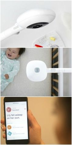 The new Nanit high tech baby monitor and sleep tracking system will put lots of new parents at ease. Read more >>> | sponsor