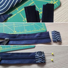 Tutorial bolsita de vinilo – MJBC bags and more Couture, Handmade Bags, Tie Clip, Pouch, Sewing, Creative, Gifts, Accessories, Scrappy Quilts