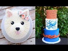 Amazing Cake Decorating Tutorial Compilation 2018 #1  How to Make Cake Decorating❤️Best Cake Style - YouTube