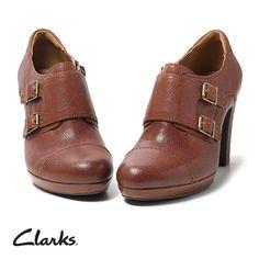 Clarks Autumn/Winter 2014 Collection   Sneak Peek   shoes   pumps   heels   shooties